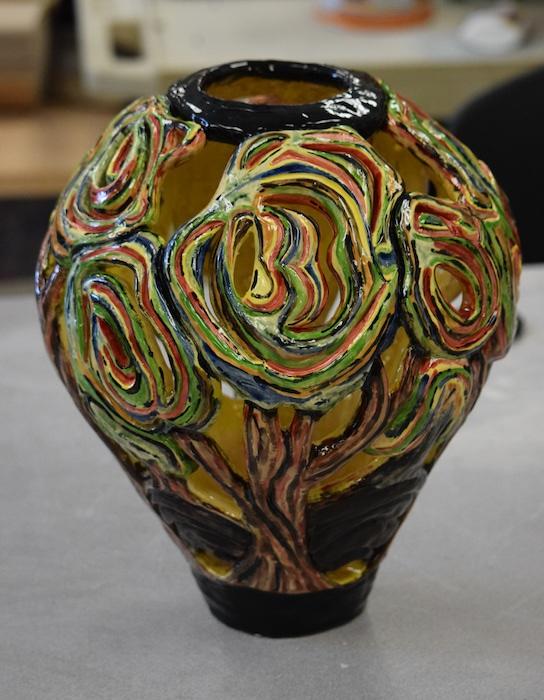 munch vase